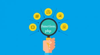 استفاده از فایل functions.php در وردپرس