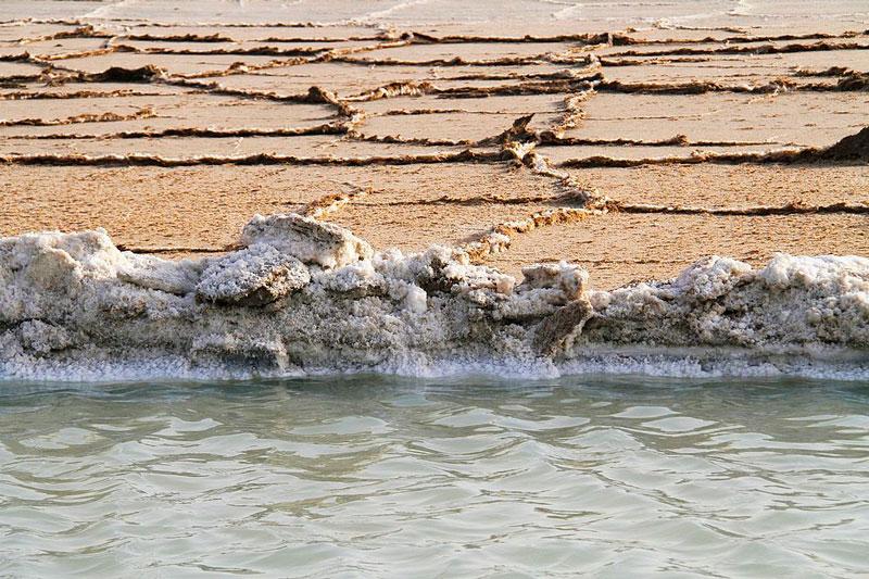دریاچه نمک آران و بیدگل اصفهان