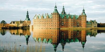 به تماشای جذابترین قلعه های دانمارک بنشینید