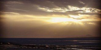 دریاچه نمک آران و بیدگل؛ دریاچهای در دل کویر