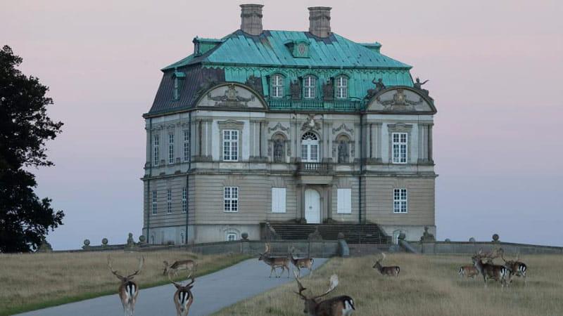 جذابترین قلعه های دانمارک + تصاویر