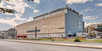 افتتاح اولین موزه هنر معاصر و طراحی در آتن