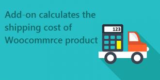 افزونه محاسبه هزینه ارسال محصول ووکامرس