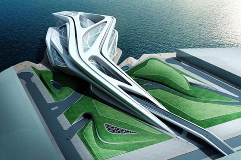 ایده های معماری از کجا می آیند؟