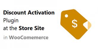 افزونه فعال سازی تخفیف در سایت فروشگاهی