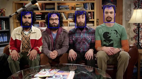 تشخیص چهره در مرورگر با API جاوا اسکریپت