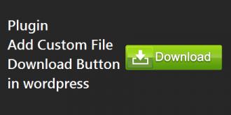 افزونه افزودن دکمه سفارشی دانلود فایل