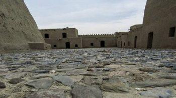 قلعه سب؛ از قلعههای خشتی سیستان و بلوچستان