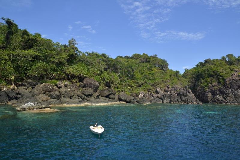 جزایر و سواحل مخفی در مالزی