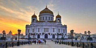 از سرگذشت کلیسای عیسی منجی مسکو بیشتر بدانید