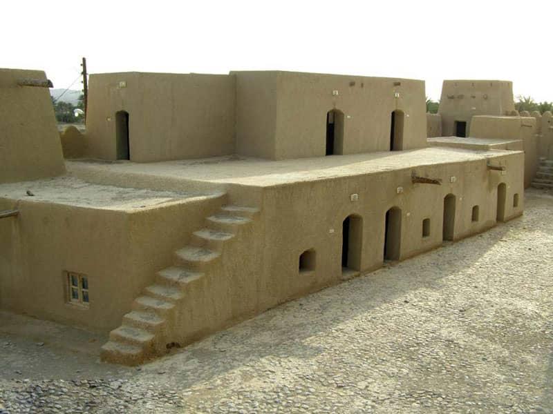 قلعه خشتی سب در سیستان و بلوچستان