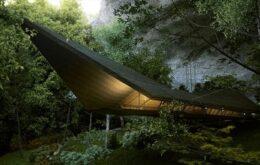 خانه های مفهومی، راه حل های معماری بسیار نوآورانه (قسمت دوم)