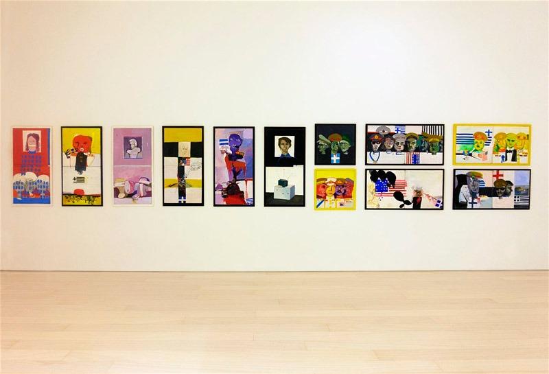 افتتاح اولین موزه هنر معاصر در آتن