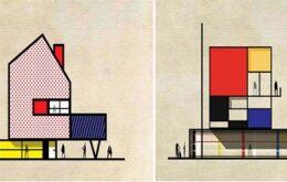 ارتباط معماری و گرافیک