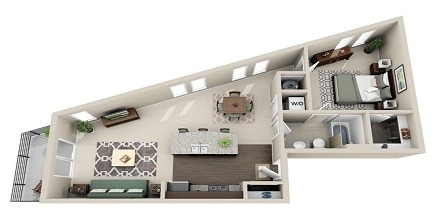 10 اشتباه رایج در طراحی پلان خانه و آپارتمان های مسکونی