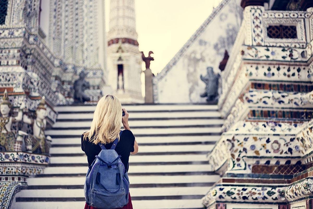 چرا باید معماران سفر کنند ؟
