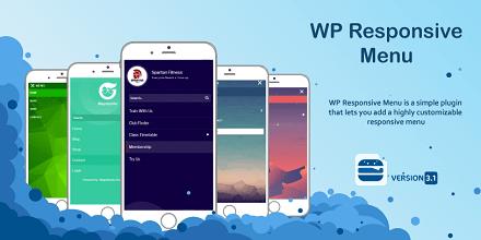 ساخت منو موبایل در وردپرس با افزونه WP Mobile Menu