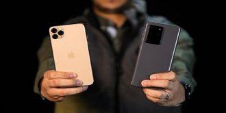 مقایسه فیلمبرداری سامسونگ گلکسی S20 اولترا با اپل آیفون 11 پرو مکس
