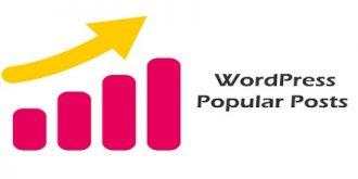 افزونه نمایش پست های محبوب در وردپرسافزونه نمایش پست های محبوب در وردپرس
