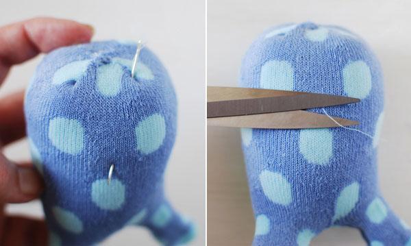 روش ساخت عروسک خرگوشی تزئینی