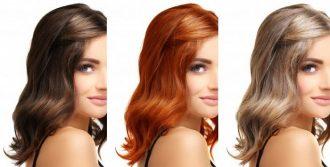 انتخاب رنگ مو مناسب با رنگ پوست