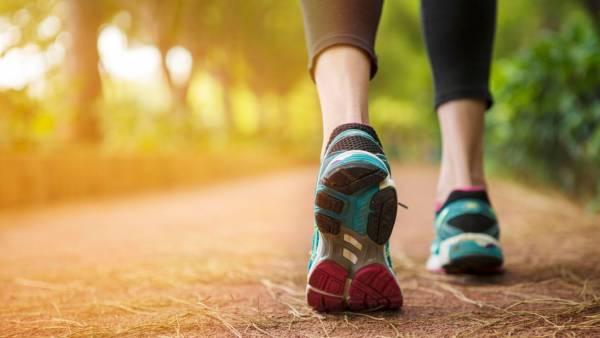 فواید پیاده روی در روز