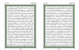 صفحه 273 قران (سوره نحل) – استخاره با قران