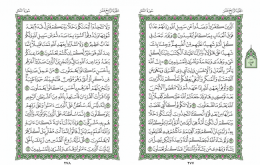صفحه 277 قران (سوره نحل) – استخاره با قران