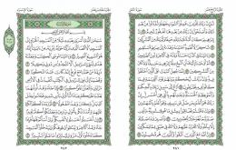 صفحه 281 قران (سوره نحل) – استخاره با قران
