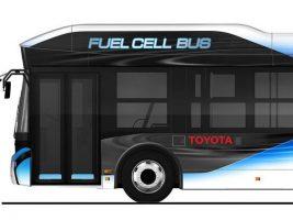 اتوبوس هیدروژنی